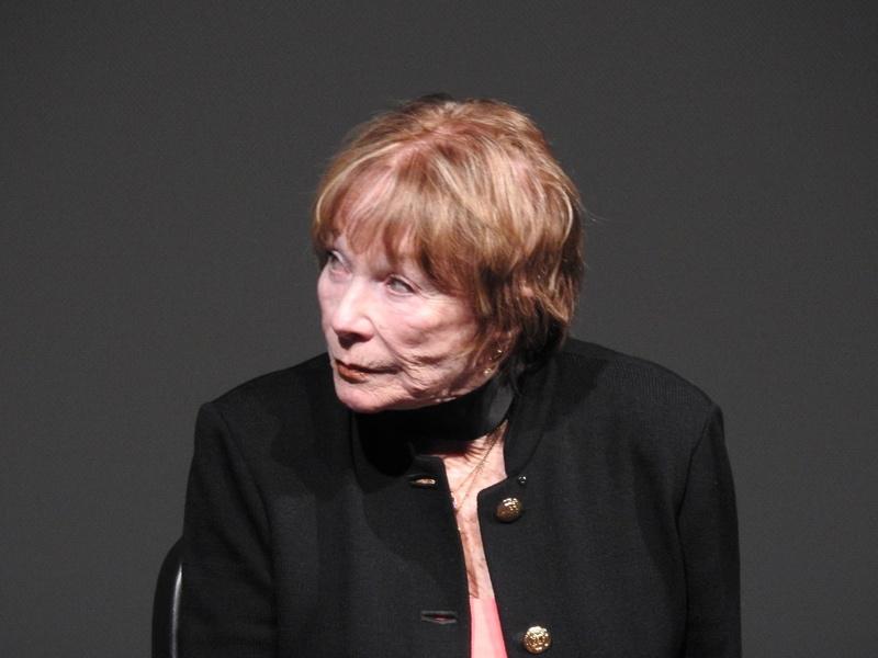 Shirley maclaine 2018