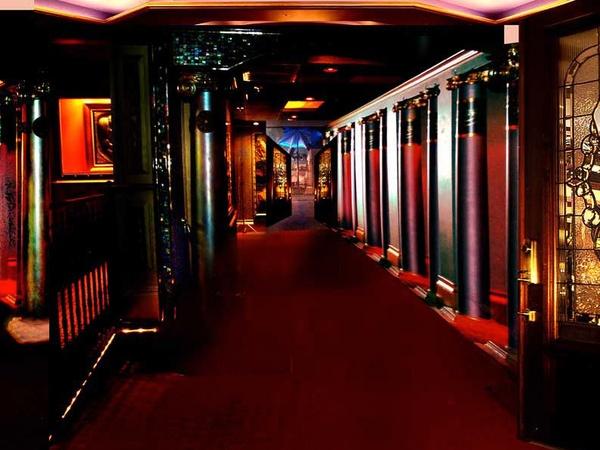 Treasures strip club houston