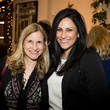 22 Wendy Reeves, left, and Amber Joy at the Valobra Pin Oak holiday party December 2014