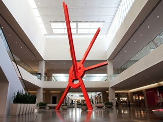 Ad Astra by Mark di Suvero at NorthPark Center