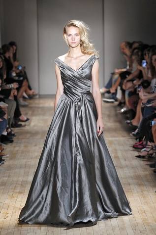 Jenny Packham spring 2015 collection ballgown
