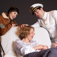 News_Amelia_Chris Trapani_as Dodge_Megan Berti_as Amelia_and Ashly Neumann_the Flier