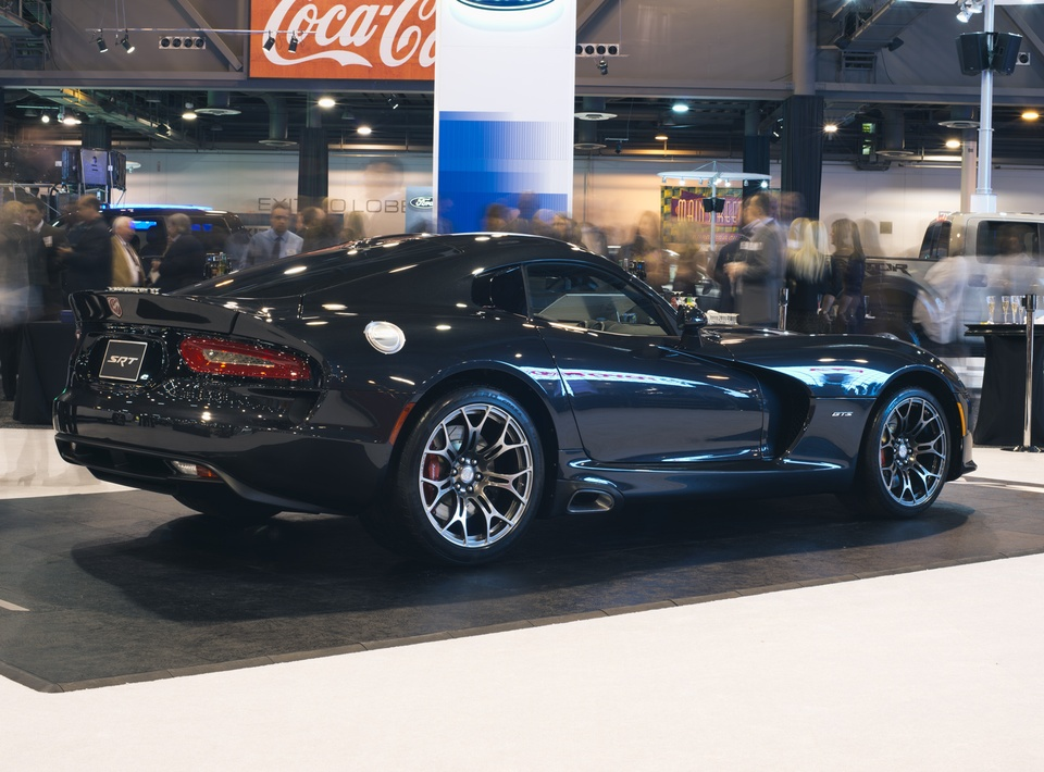 SRT Viper,2014 Houston Auto Show
