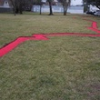 Red Sand Project earthwork 1