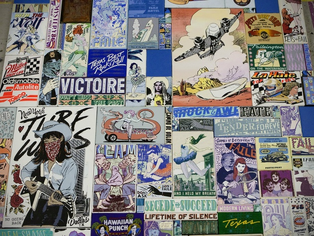 Faile at Dallas Contemporary