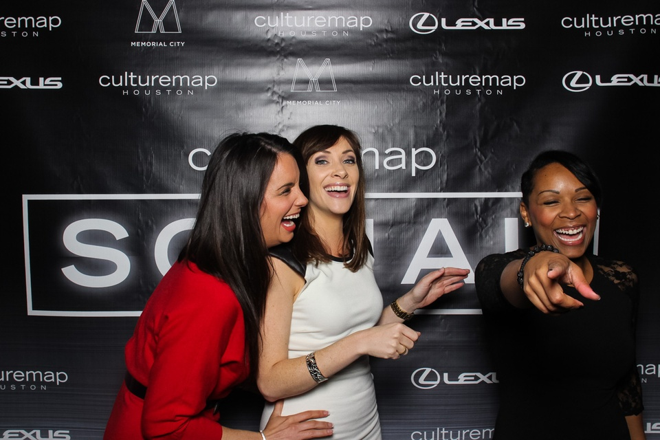 15 Smilebooth at CultureMap Social at Gateway November 2014
