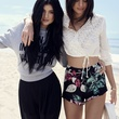 Kendall and Kylie Jenner collection at Topshop