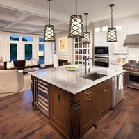 home building trends, Carrara marble, lighting that illuminates, January 2013