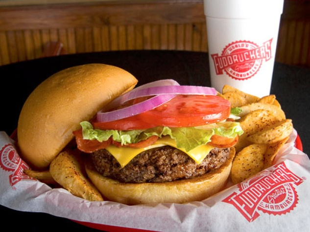Get Fuddruckers delivery in Houston, TX! Place your order online through DoorDash and get your favorite meals from Fuddruckers delivered to you in under an hour. It's that simple!