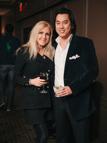 005, Mixers on the Map, Hotel ZaZa, January 2013, Deborah Cini, Joe Le