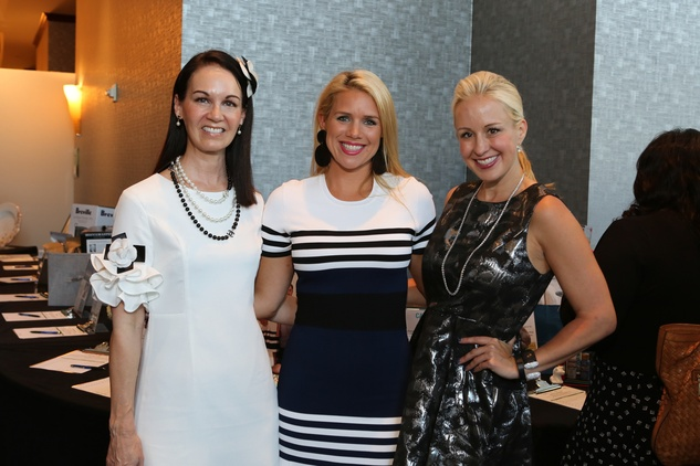 News, Shelby, Children's Assessment Center luncheon, May 2015, Beth Muecke, Amy Lee, Jennifer Brown