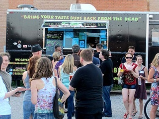 Zombie Food Truck