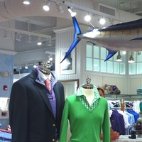 Vineyard Vines store in The Woodlands October 2013