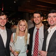 4, Del Frisco's Grille VIP party, March 2013, Connor Tamlyn, Emily Brlansky, Michael Weekley, Carlton Ellis