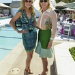 3 Jana Arnoldy, left, and NAME River Oaks and Tootsies tennis tournament luncheon April 2014