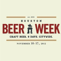Houston Beer Week 2012