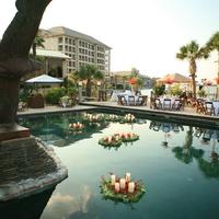 Horseshoe Bay Resort yacht club pool