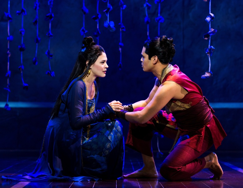 King and I-Manna Nichols and Kavin Panmeechao