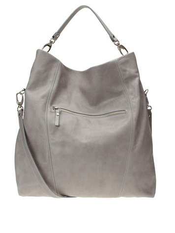 Nine West AIDEN LEATHER CONVERTIBLE HOBO