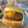 Ruthie, where to eat right now, December 2012, Elevation Burger, burger, hamburger, cheeseburger
