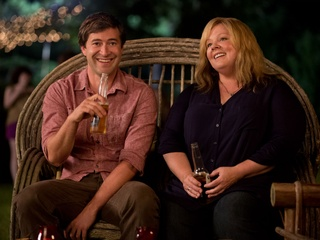 Mark Duplass and Melissa McCarthy in Tammy