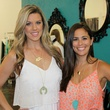 Kinsey Chavez & Shira Wasserman, chantilly shopping event