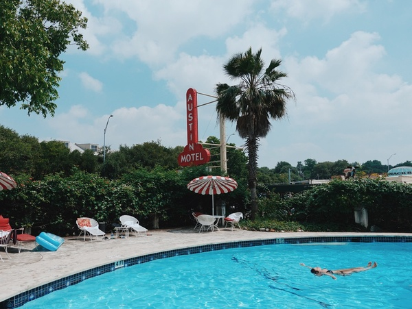 Iconic Austin Motel Scooped Up By Legendary Hotelier Culturemap Austin