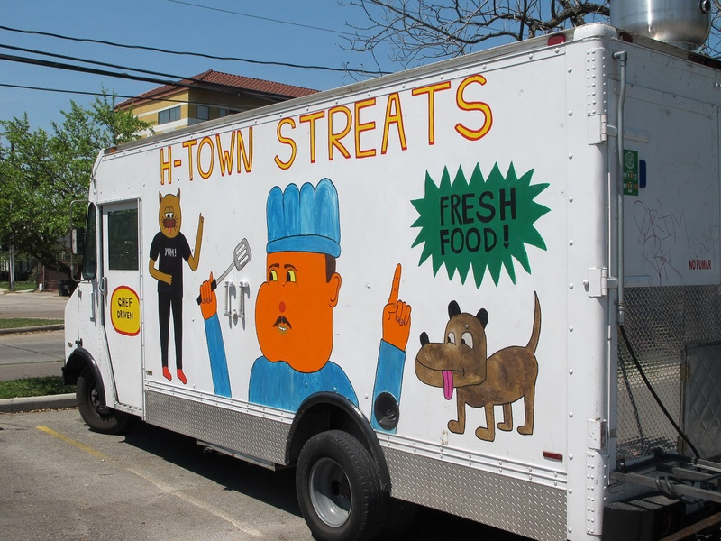 News Food Trucks Htown StrEATS Truck