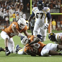 UT vs West Virginia