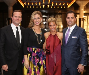 News, Shelby, Catwalk for a Cure, Nov. 2015, John Oren, Lisa Oren, Allie Fields, Jay Fields