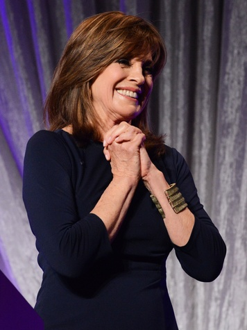 Linda Gray, AWARE Luncheon