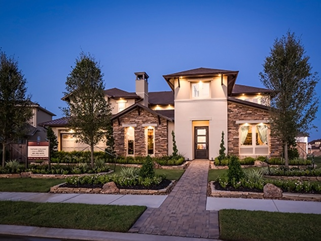 Modern hill country homes are coming to the heights for Contemporary homes in houston