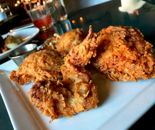 Little Barrel and Brown Fried Chicken Austin