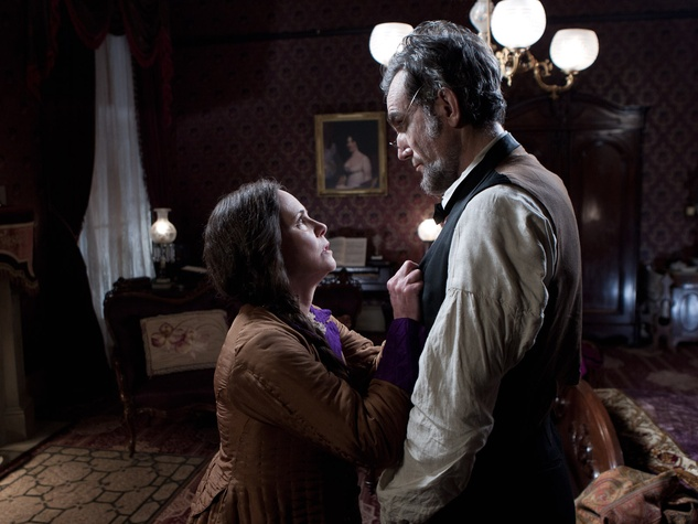 Lincoln, Sally Field, Daniel Day-Lewis