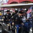 News, Shelby, the military brass arrives, Rodeo Armed Services Day, March 2014