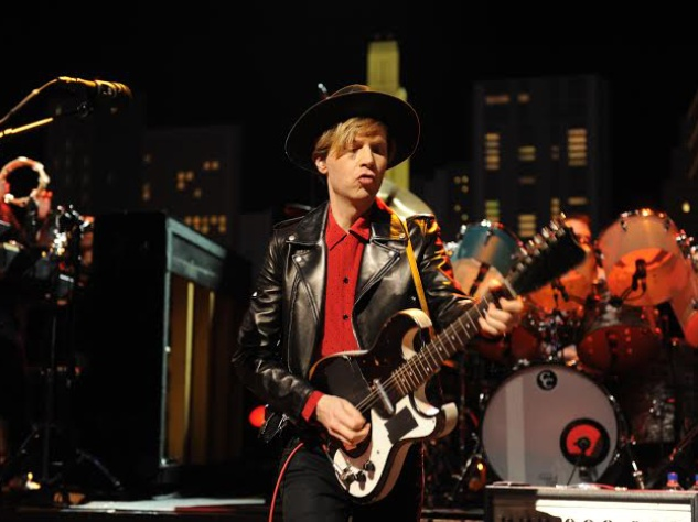 Beck ACL taping