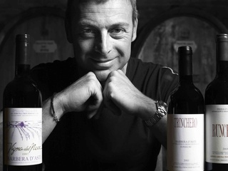 Wine Dinner and Tasting Featuring Ezio Trinchero