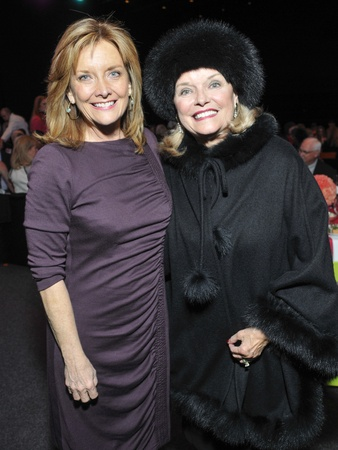 009, Texas Medal of Arts luncheon, January 2013, Shara Fryer, Grace Kelly