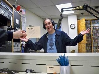 KNON 89.3 FM DJ Scott