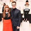 Clifford New York Fashion Week fall 2015 Kate Spade March 2015 Deborah Lloyd and Brad Goreski