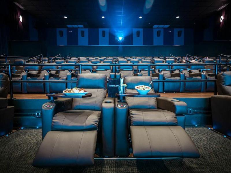 Slideshow New Dine In Theater Concept Picks Dallas Fort