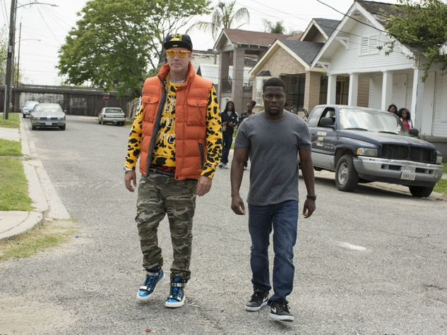 Will Ferrell and Kevin Hart in Get Hard