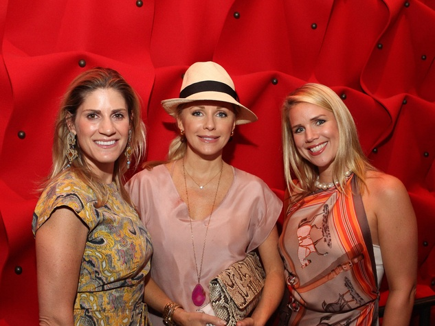 News_David Yurman Luncheon_August 2011_Greggory Burk_Joyce Echols_Amy Lee