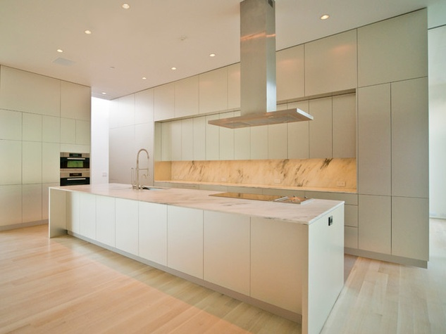 Houzz Dallas House Home Modern Minimalism June 2016 Kitchen