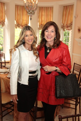 Patti Murphy, Elizabeth Stein Crohn's & Colitis luncheon, March 2014