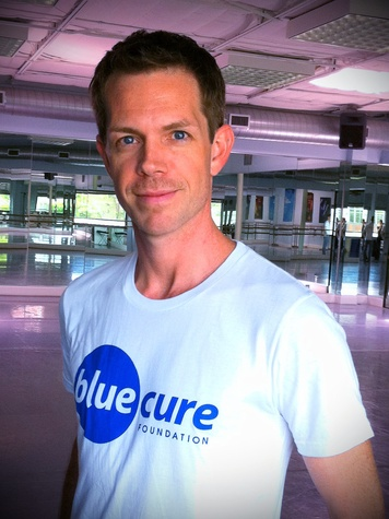 News_Blue Cure Foundation_Dominic Walsh