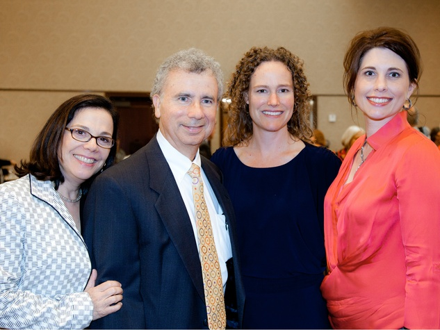 Melina Marcus, A.C. Gonzalez, Sarah Cotton Nelson, Suzanne Smith, CFT, Generations of Generosity