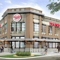 Trader Joe's rendering Katy Texas September 2013