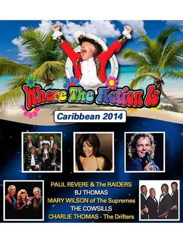 Rockin The Boat Cruise With Music Stars Set To Sail From Houston - Cruise out of houston