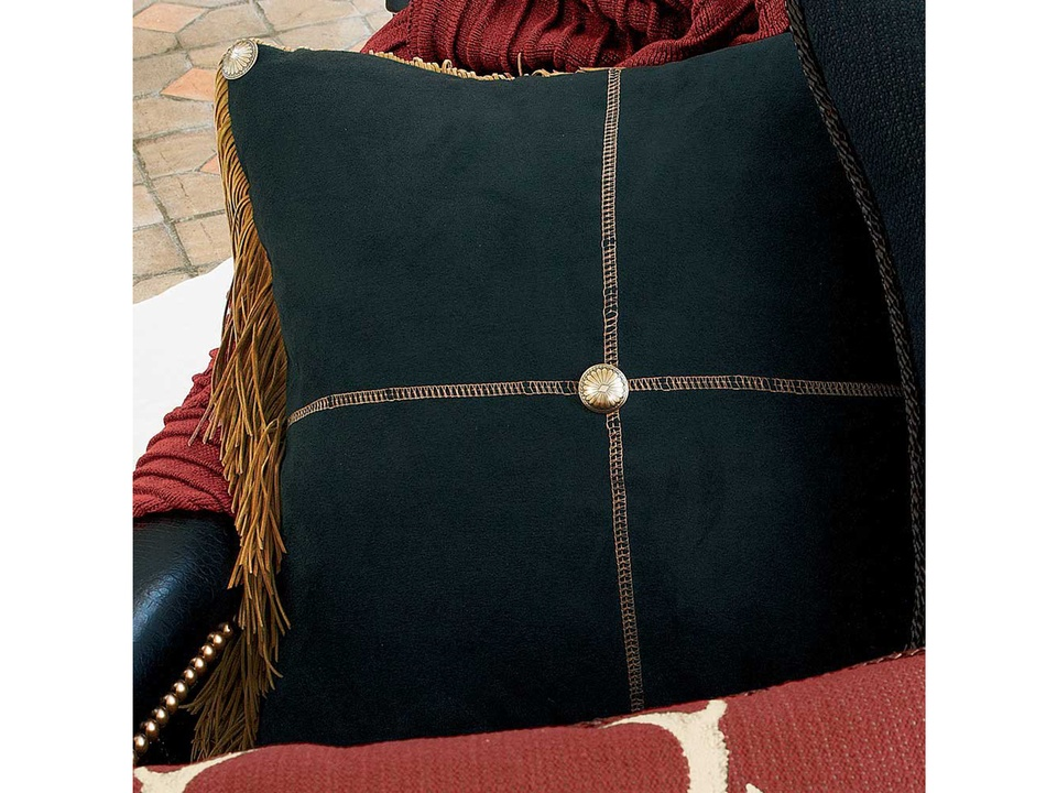 Rodeo Quick Fix King Ranch throw pillow